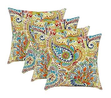 Amazon.com: RSH Décor - Juego de almohadas para interior y ...