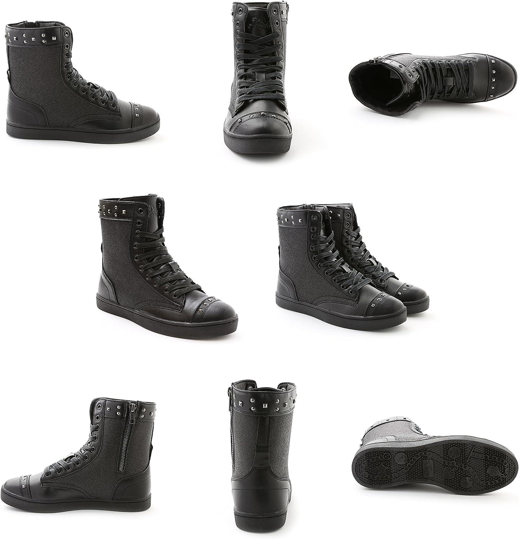 Pastry Military Glitz Combat Boot Sneaker