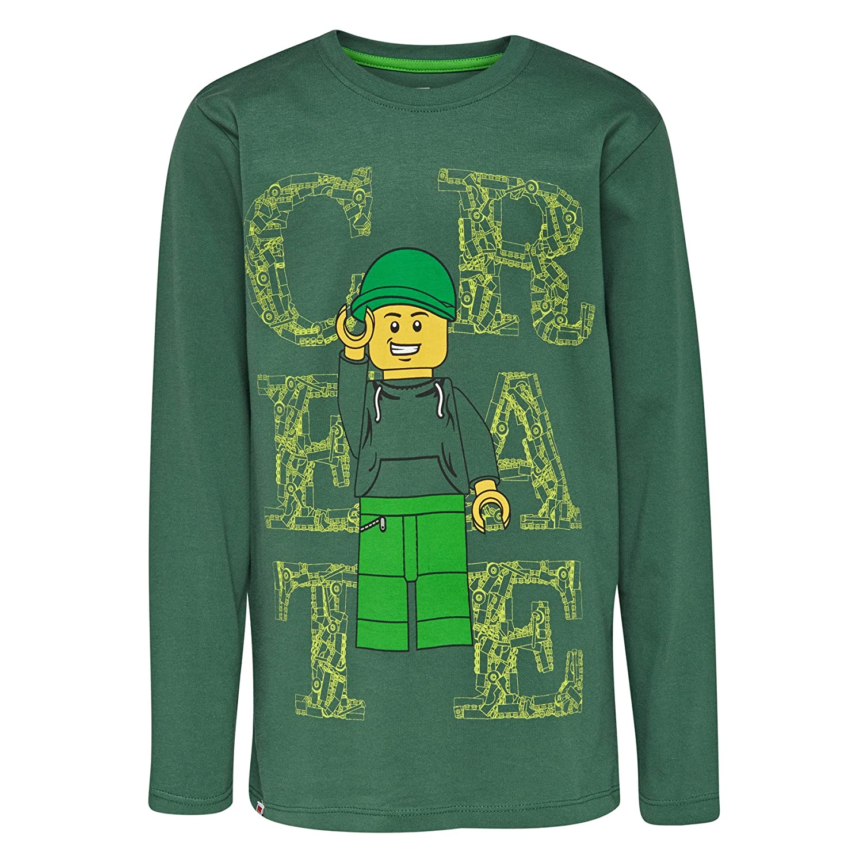 LEGO Wear Jungen Lego Boy M-72668-Langarmshirt 20658