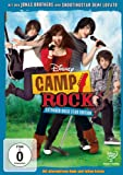 Camp Rock - Extended Star Edition DVD