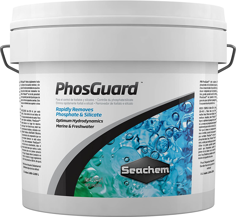 Seachem - Phosguard Extractor de silicato y fosfato: Amazon.es: Productos para mascotas