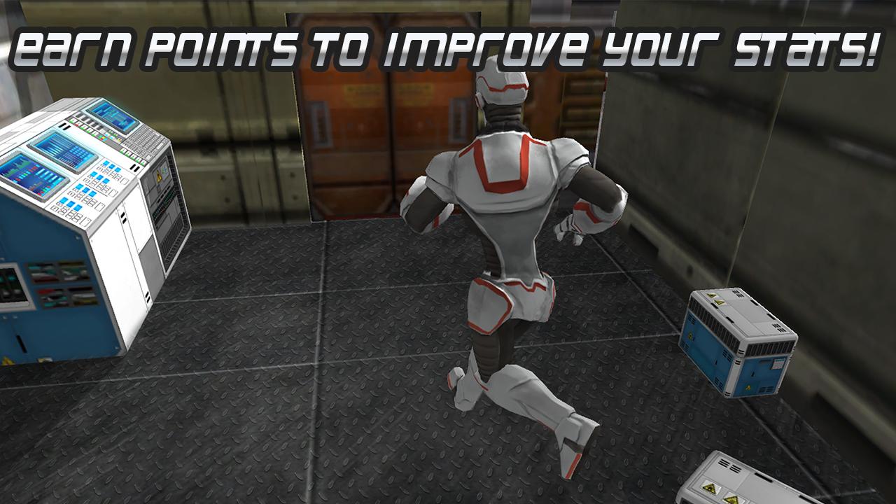 Amazon.com: Ninja Cyborg Escape Fighting: Appstore for Android
