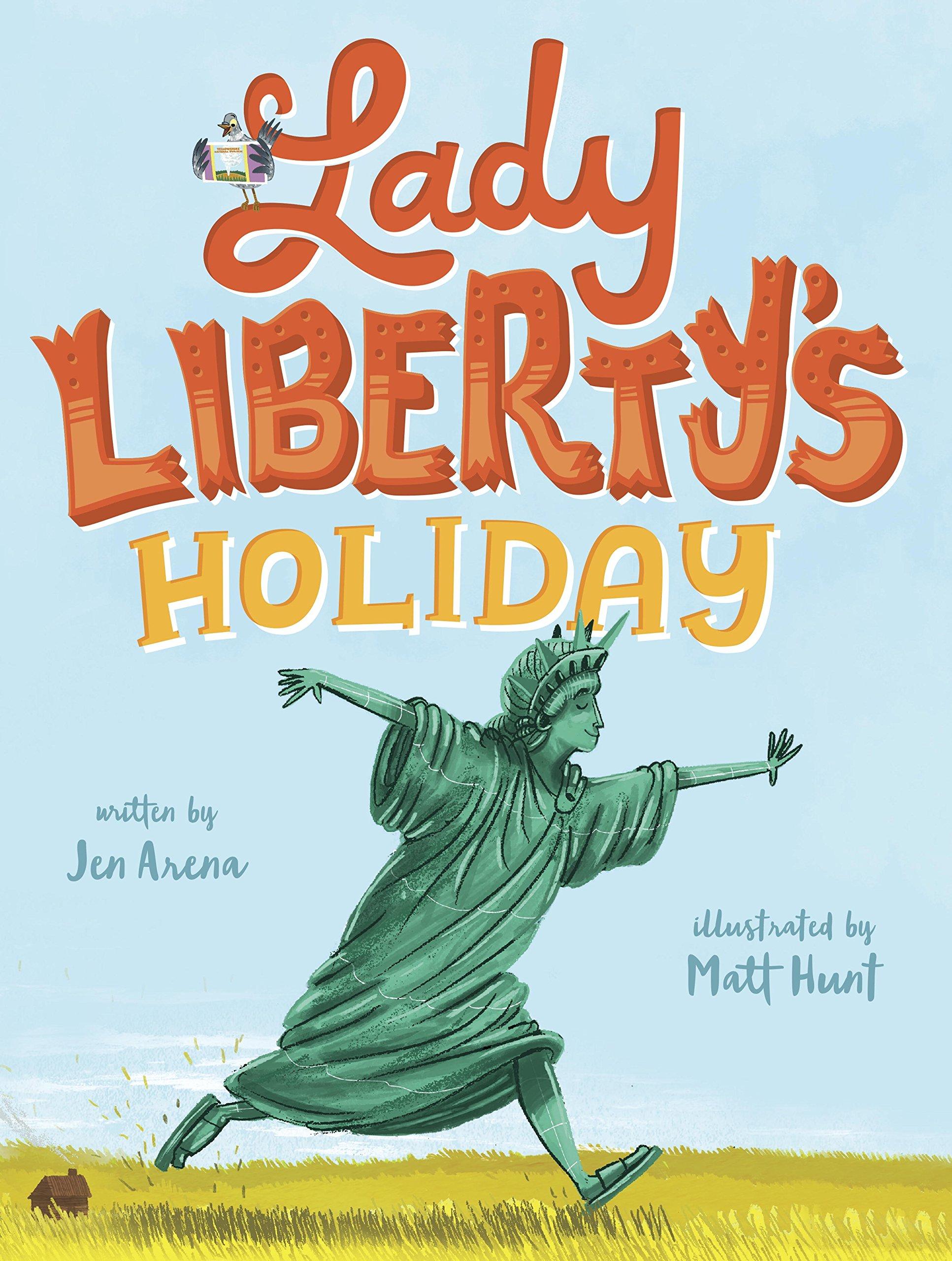 Lady Liberty's Holiday: Arena, Jen, Hunt, Matt: 9780553520675: Amazon.com: Books