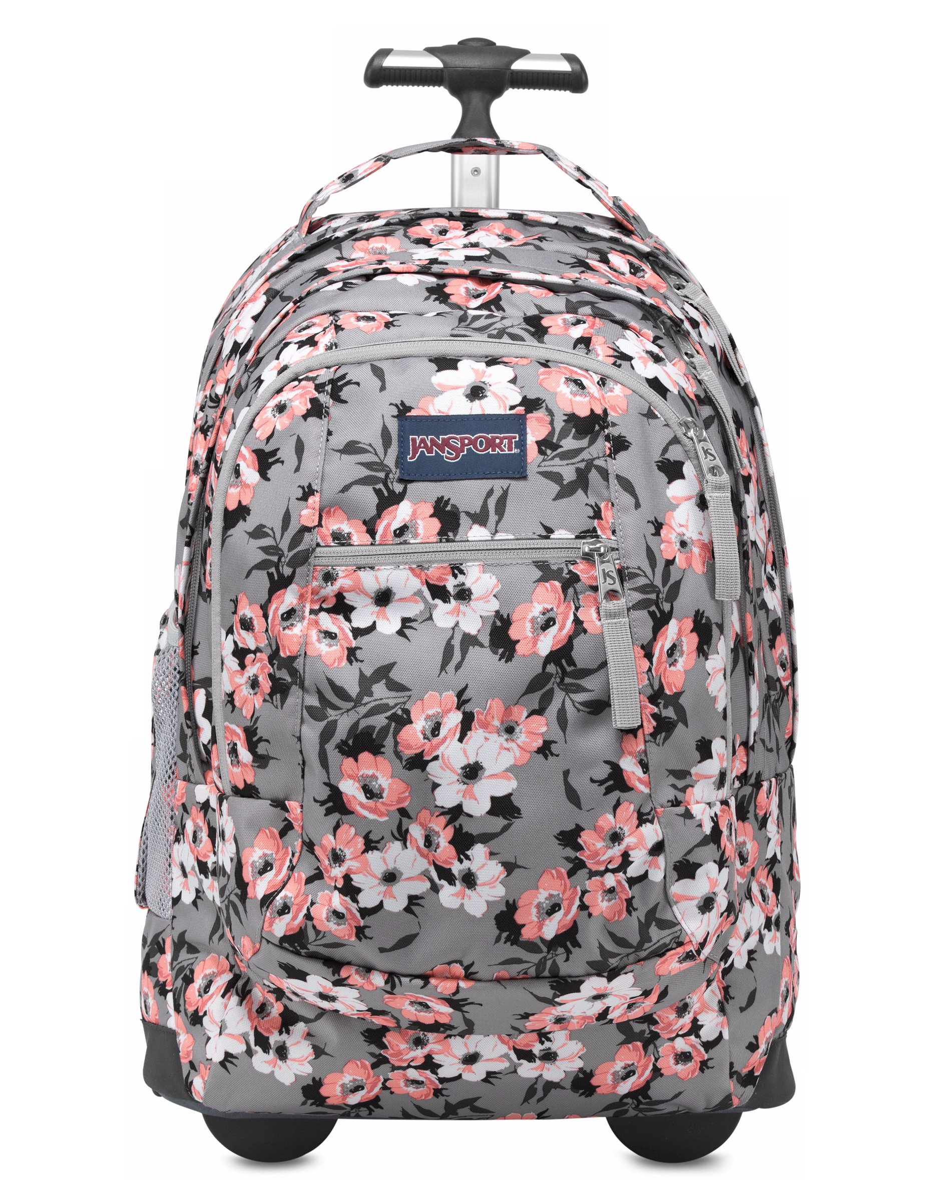 Galleon - Jansport Driver 8 Core Series Wheeled Backpack (One Size ... 5a9c4cc46bd25