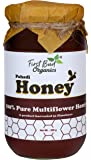 Pahadi Organic Honey by FirstBud Organics -500 gm | Wild Flora Honey |Unprocessed l Unpasteurized l No Artificial Flavor