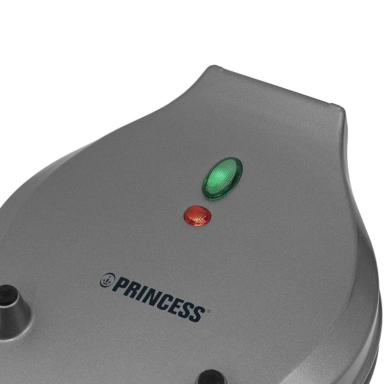 Sechseckige Waffeln Schwarz Princess 132465 Bubble-Waffeleisen Der Der Trend aus Asien 700