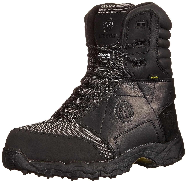IcebugメンズVidar Pro高BugripスタッズTraction work boot ブラック 10.5 D(M) US 10.5 D(M) USブラック B0158JDCJS