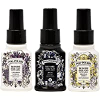 Poo-Pourri Original Citrus, Lavender Vanilla and Royal Flush 1.4 Ounce Bottles