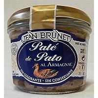 Tarrina De Pato Al Armagnac - 180 gr