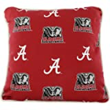 College Covers Alabama Crimson Tide Outdoor Decorative Throw Pillow, 16' x 16'