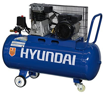 Compressore aria 100 lt Hyundai 65604