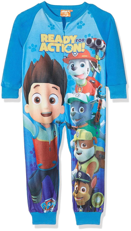 Pijama Pelele Polar PATRULLA CANINA Celeste (5 AÑOS): Amazon.es: Ropa y accesorios