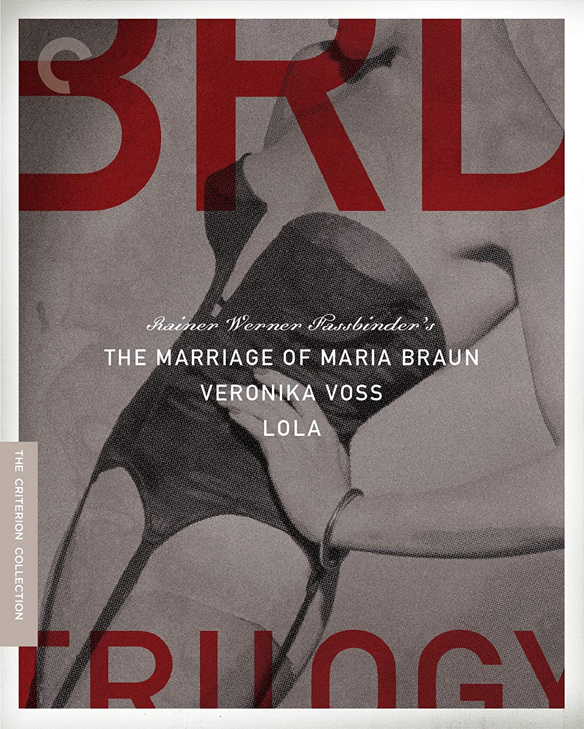 The BRD Trilogy Marriage of Maria Braun / Lola / Veronika VossThe Criterion Collection