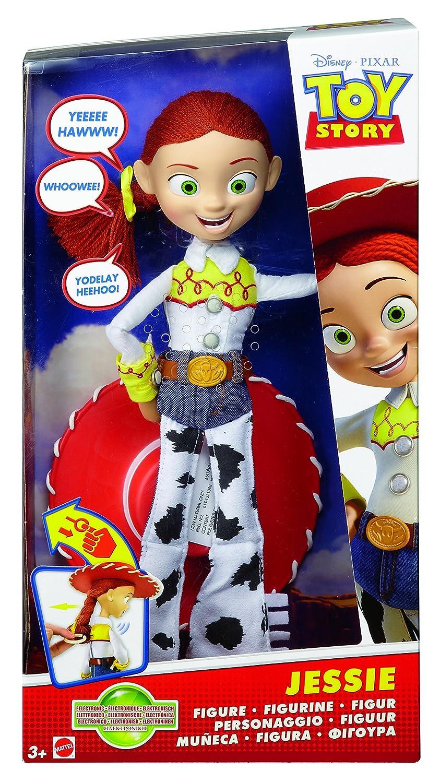 e978f34d64e1b Toy Story 3 Talking Jessie 36cm  Amazon.co.uk  Toys   Games