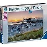 Ravensburger - Playa del mar Báltico, puzzle de 1000 piezas (19112 3)