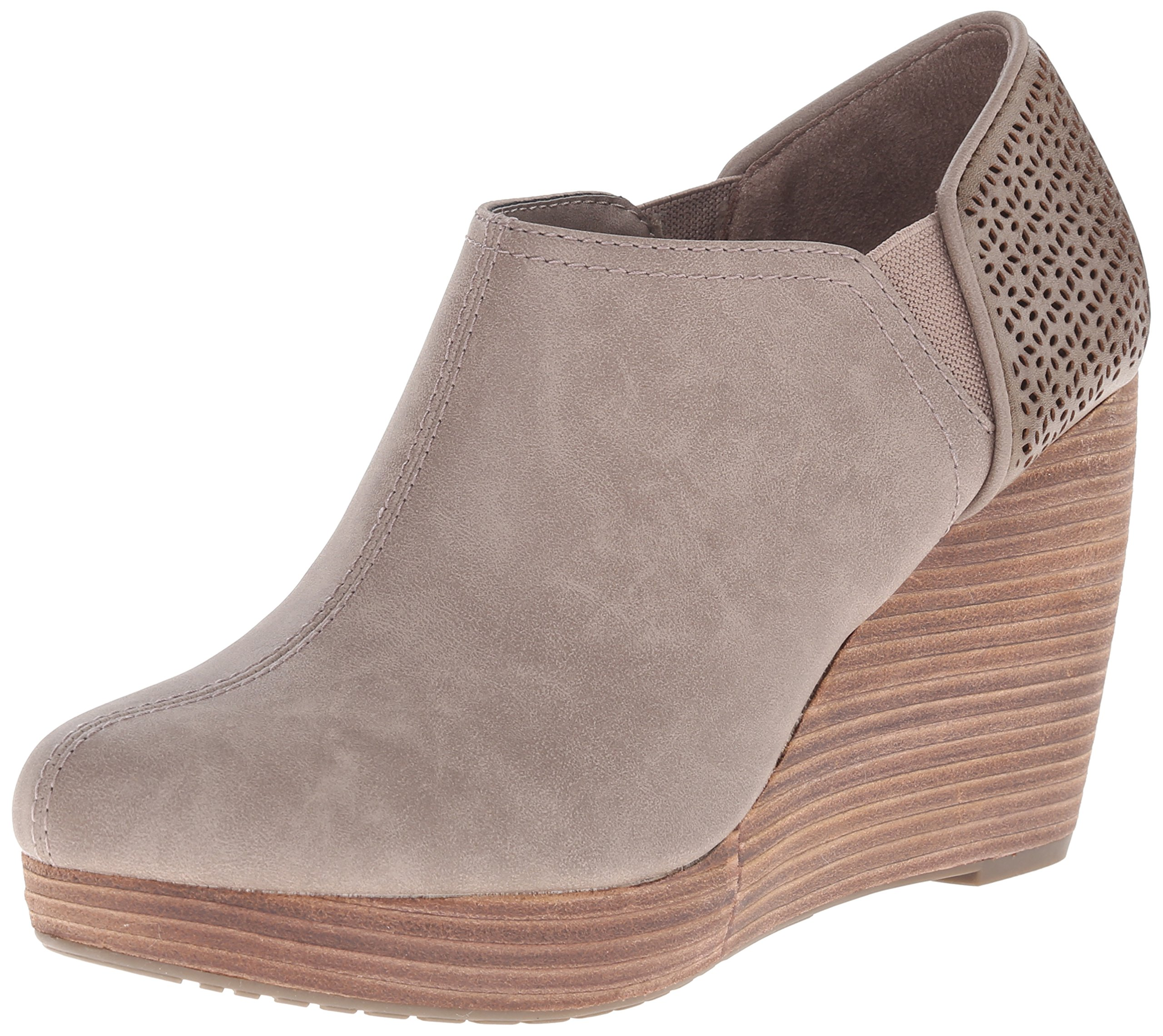 Dr. Scholl's Women's Harlow Boot Harlow,Taupe,9 M US