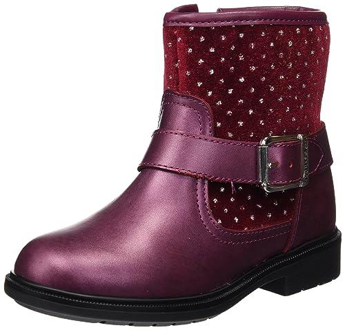 Pablosky 449565, Botines para Niñas, (Rojo), 38 EU: Amazon.es: Zapatos y complementos