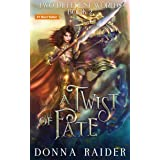 A Twist of Fate - Mika & Leah Cross Saga Book 2: Mika & Leah Cross Saga (Two Different Worlds)