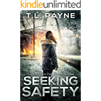 Seeking Safety: A Post Apocalyptic EMP Survival Thriller (Gateway to Chaos Book One) book cover