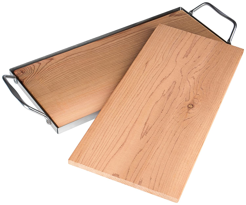 Rustler RS-8199 Grilling Plank, Beige, 30 x 14 x 0.8 cm