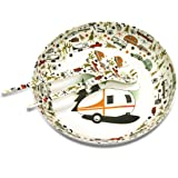 Camp Casual CC-003 Multicolor 3-Piece Bowl and Serving Set