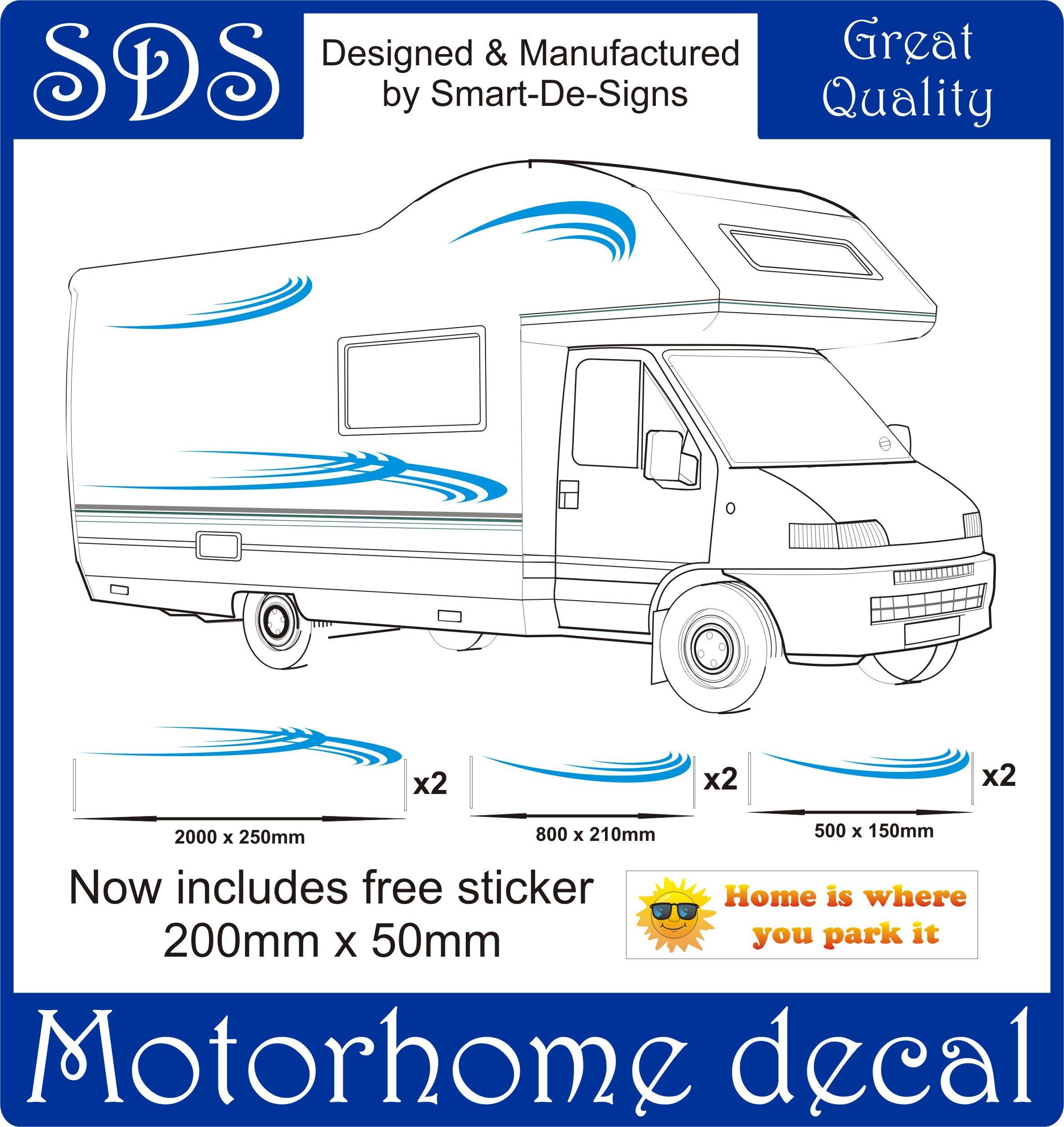 LPG Sticker Caravan Campervan Gas Box Tufflex