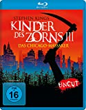 Kinder des Zorns 3 - Das Chicago-Massaker - Uncut [Blu-ray]