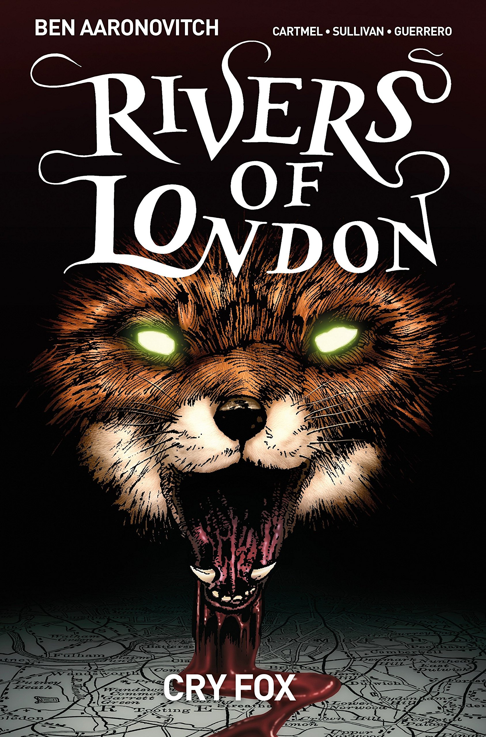 Rivers Of London Volume 5  Cry Fox