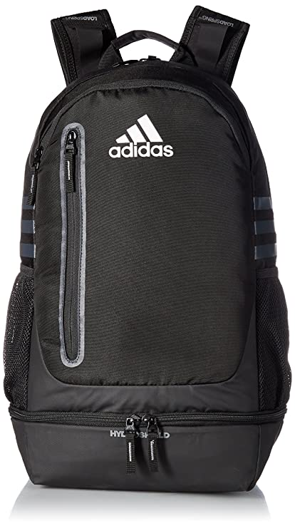 31f592e1081 Amazon.com  adidas Pivot Team Backpack, Black, One Size  Sports ...