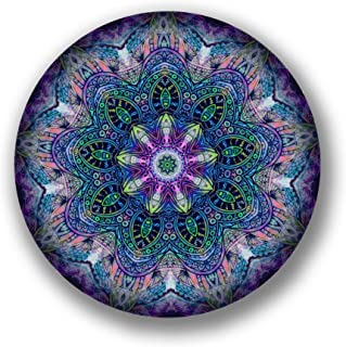 "product image for Next Innovations 101410029-MANDALAI Wall Décor, 24"" Diameter, Multicolor"