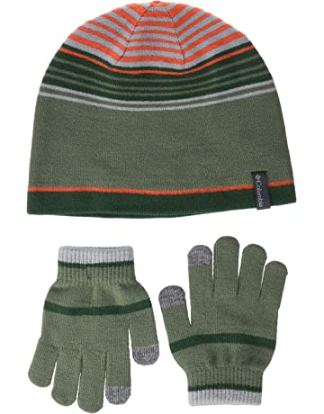 892c844b92a0 Columbia Youth Hat and Glove Set Gants Mixte Enfant