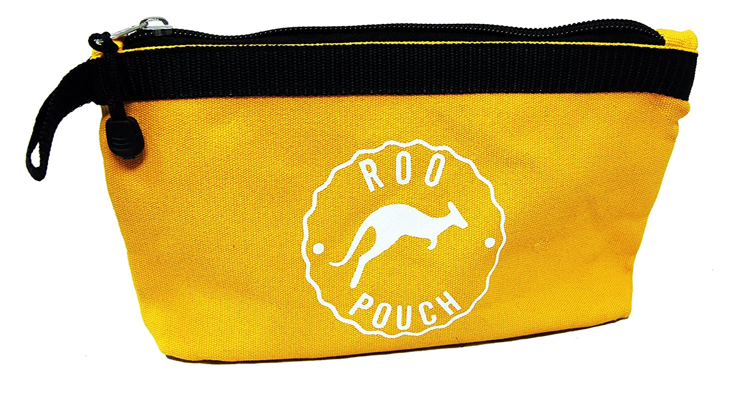 Great for Organizing Small Tools Lumenocity Roo Pouch Tool Bag Includes 4 Heavy Duty Canvas Zipper Tool Bags