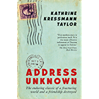Address Unknown (English Edition)