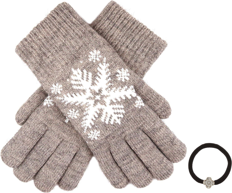 Women's Winter Warm Soft...