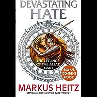 Devastating Hate: The Legends of the Alfar Book II (The Legends of the Älfar 2)