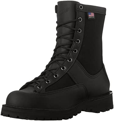 "Danner Men's Acadia 8"" Boot Black 12 EE US"