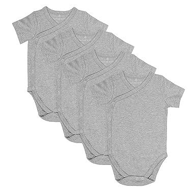 2c28fa5f8 Amazon.com  Baby Side Snap Bodysuit Set