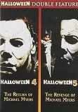 Halloween 4: The Return of Michael Myers / Halloween 5: The Revenge of Michael Myers (Halloween Double Feature)