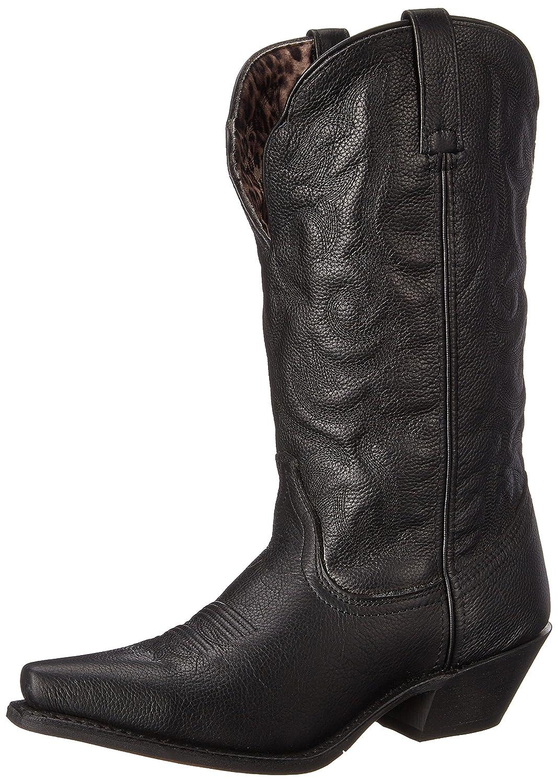 Laredo Women's Access Western Boot B00IT7KM5O 8.5 B(M) US|Black