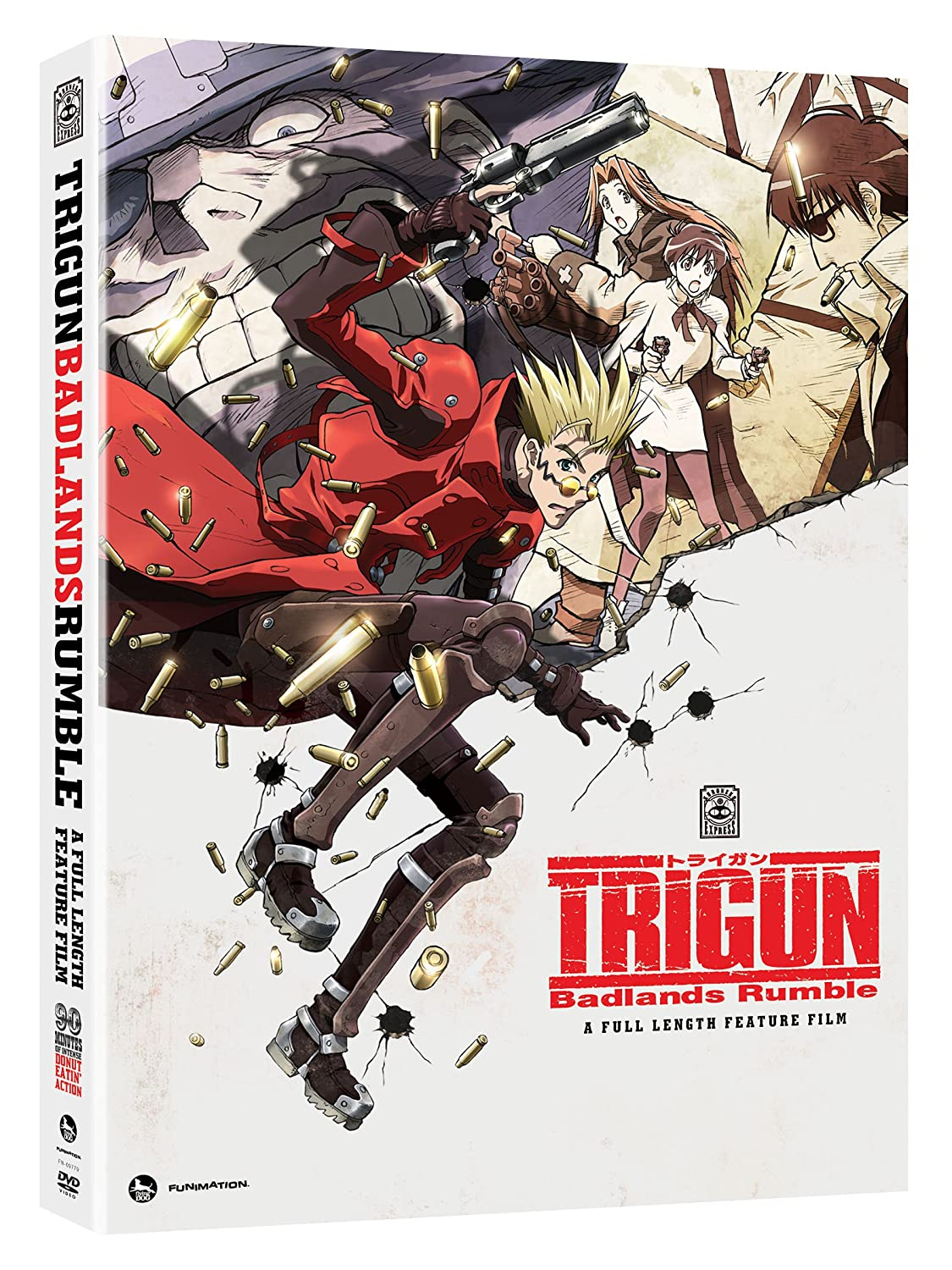 Trigun: Badlands Rumble by Amazon