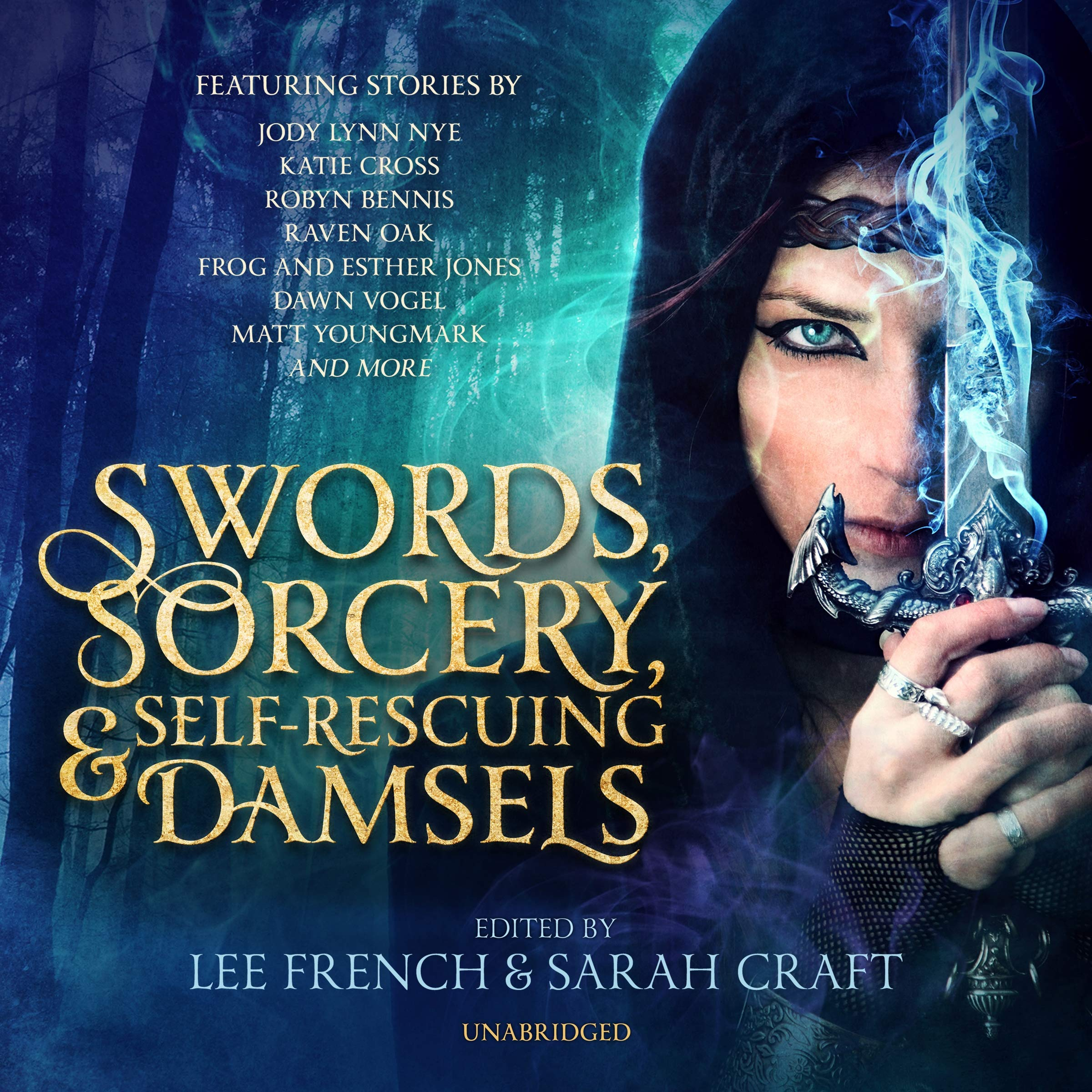 Swords, Sorcery, and Self-rescuing Damsels: Amazon.es: Lee ...
