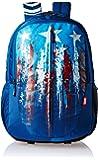 Skybags SB Marvel 35 Ltrs Blue School Backpack (SBMAPCM2BLU)