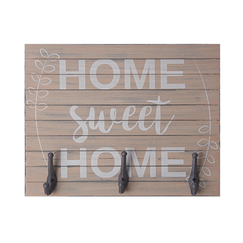 Melannco Sweet Home 3 gancho Pallet Junta: Amazon.es: Hogar