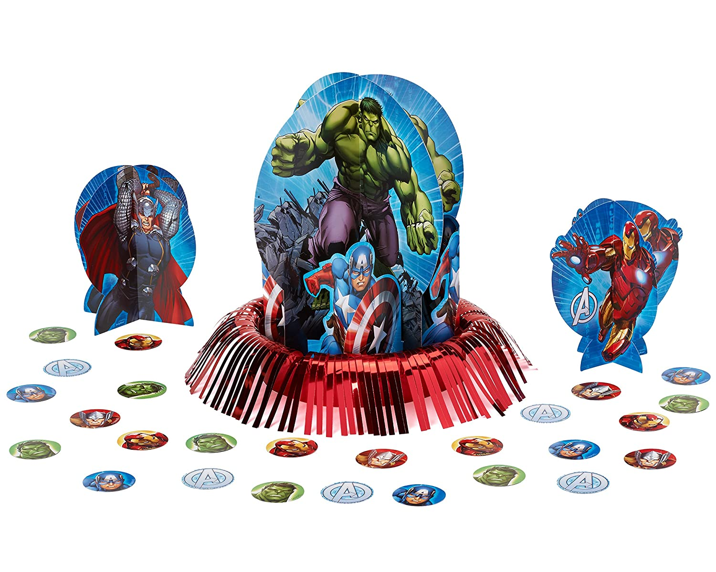 Avengers Table Decorating Kit Amscan AM-281354