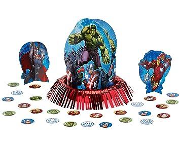 Amscan International Cubertería para fiestas Los Vengadores (281354): Amazon.es: Juguetes y juegos