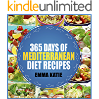 365 Days of Mediterranean Diet Recipes: A Mediterranean Diet Cookbook with Over 365 Mediterranean Recipes Book for…