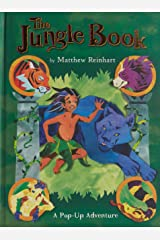 The Jungle Book: A Pop-Up Adventure (Classic Collectible Pop-ups) Novelty Book