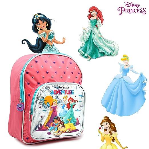 Mochila Princesas Disney para Niñas Mochilas Infantiles La ...