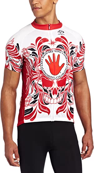 Primal Wear Mens Left Hand Brewing Sport Cut Jersey