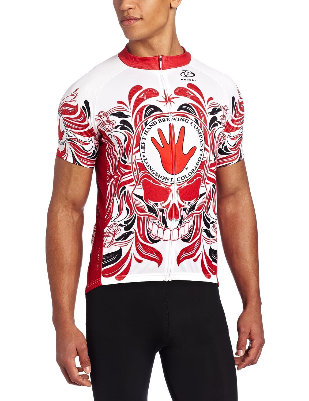 Amazon.com   Primal Wear Men s Left Hand Brewing Sport Cut Jersey ... 1623f44e9